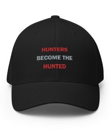 Hunters become the hunted